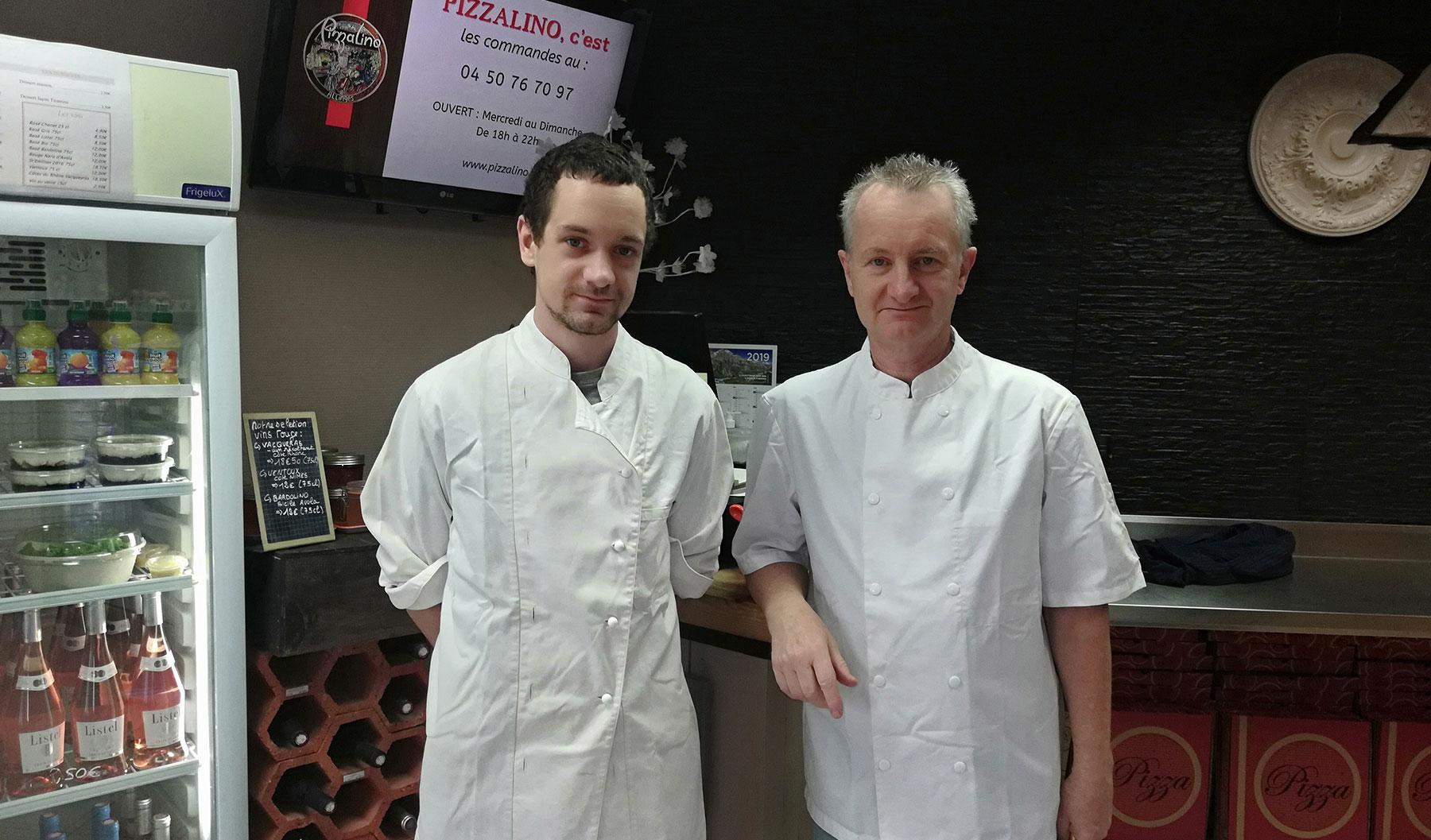 Goery et Bernard Lavoil